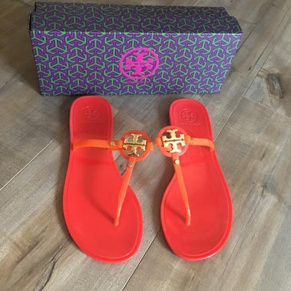 3f115d50de0 Tory Burch Shoes - Tory Burch Miller Sandals Red